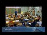 Teaser : L'école dans les séries TV françaises, d'Evelyne Tschirhart aux éditions Tatamis