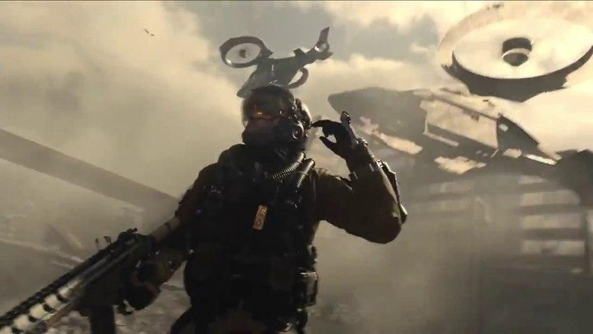 Bande annonce de lancement Call of Duty Advanced Warfare