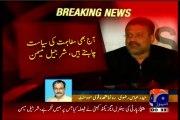 MQM Haider Abbas Rizvi reply on Sharjeel Memon Press Conference