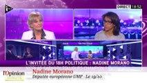 Rachida Dati : « Pour 2017, N. Sarkozy ne peut pas proposer les politiques menées entre 2007 et 2012 »