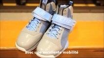 Ektio, la chaussure de basket qui limite les risques d'entorse de la cheville