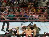 WWF Raw Is War - 4/1/1999 The Rock vs Mankind For WWF Championship