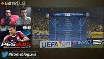 PES 2015 :  APOEL FC vs PSG