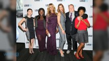 Laverne Cox Fights Back Tears While Thanking Fans: ''I'm Very Lucky To Be Living The American Dream''
