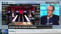 La chronique d'Anthony Morel : Quand la finale des Worlds League of Legends s'invite dans un stade de football - 20/10