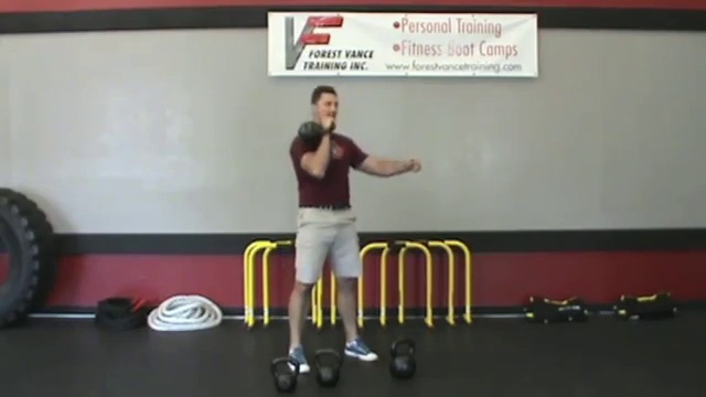 Kettlebell Challenge Workouts 2.0 – Workout #2