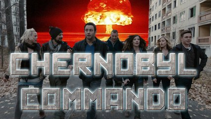 Chernobyl Commando: Free Crimea Edition