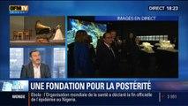 BFM Story: Fondation Louis Vuitton: le cadeau de Bernard Arnault à la France  - 20/10