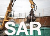 S.A.R, Sté Audonienne de Récupération à Saint-Denis. Recyclage de métaux.