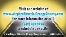 Airport Shuttle Orange County provides reliable & safe transportation to LAX & John Wayne airport.