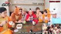 [Legendado PT-BR] GOT7 - Real GOT7 Season 2 - EP 9 GOT7's Manitto Awards