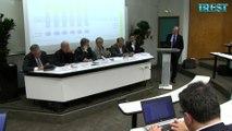"""Yves Le Mouel (Fédération Française des Télécoms) - Table ronde IREST """"L'Europe des Télécoms"""" - 09/10/2014"""
