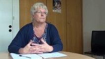 Les 40 ans de la CFDT Fonctions publiques.                        Roselyne Monnier.