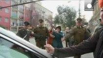 L'ancien garde du corps de Pinochet arrêté