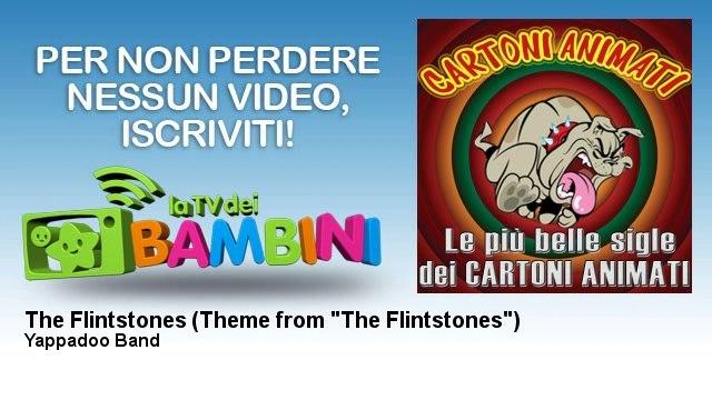 "Yappadoo Band - The Flintstones - Theme from ""The Flintstones"""