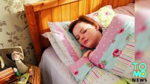 Sleeping Beauty - Beth Goodier has KLS and says sleeping 22 hours a day is a nightmare.