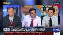 Décès de Christophe de Margerie: Retour sur son parcours et sa carrière chez Total: Guillaume Paul et Jean-Marc Daniel - Edition spéciale (3/5)- 21/10