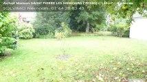 A vendre - maison - SAINT PIERRE LES NEMOURS (77140) - 5 pièces - 145m²