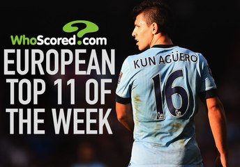 European Team of the Week - 17.10.2014