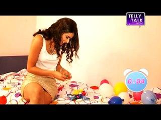 Kumkum Bhagya- Tanu aka Madhurima Tuli takes up Dus Ka Challenge