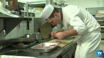 Le CFA de Carcassonne organise le concours de cuisine Jeunes Talents :