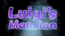 Luigi's Mansion WITHOUT LYRICS (Main Theme Remix) - brentalfloss