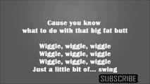 Jason Derulo Feat. Snoop Dogg - Wiggle (Lyrics HD)