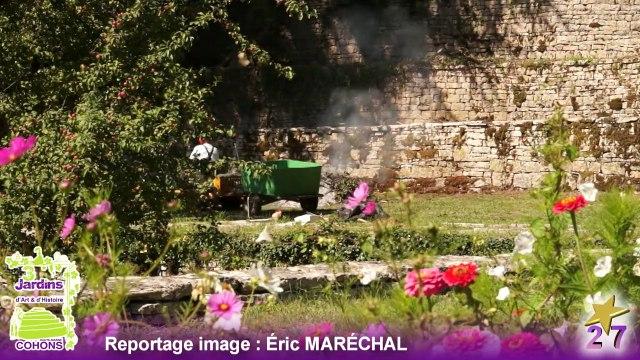 Travaux 2013 au jardin de Vergentière à COHONS en HAUTE-MARNE