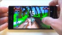 Sony Xperia Z3 - итоговый обзор, демонстрация работы