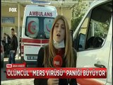 Türkiye'de Ebola ikinci planda kaldı Mers virüsü paniği yayılıyor