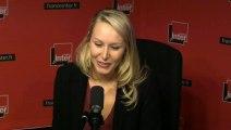 """Marion Marechal-Le Pen : """"On a gagné la bataille des idées"""""""