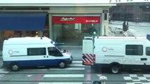 Une fuite de gaz bloque la rue Royale à Bruxelles (2)