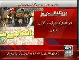 Tahir Ul Qadri Announced To End Dharna in Islamabad