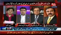 Tonight With Jasmeen (21st October 2014) MQM Or PPP Mein Ikhtilafat !!