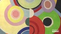 Les couleurs de Sonia Delaunay au Musée d'Art moderne