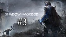 Sombras de Mordor - Parte 3 - Español (1080p)
