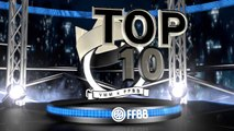CourtCuts Top 10 FFBB du 18 Octobre 2014
