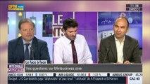 Philippe Béchade VS Bernard Aybran (1/2): Marchés: une tendance soutenue par des rumeurs sur de possibles nouvelles mesures de la BCE - 22/10