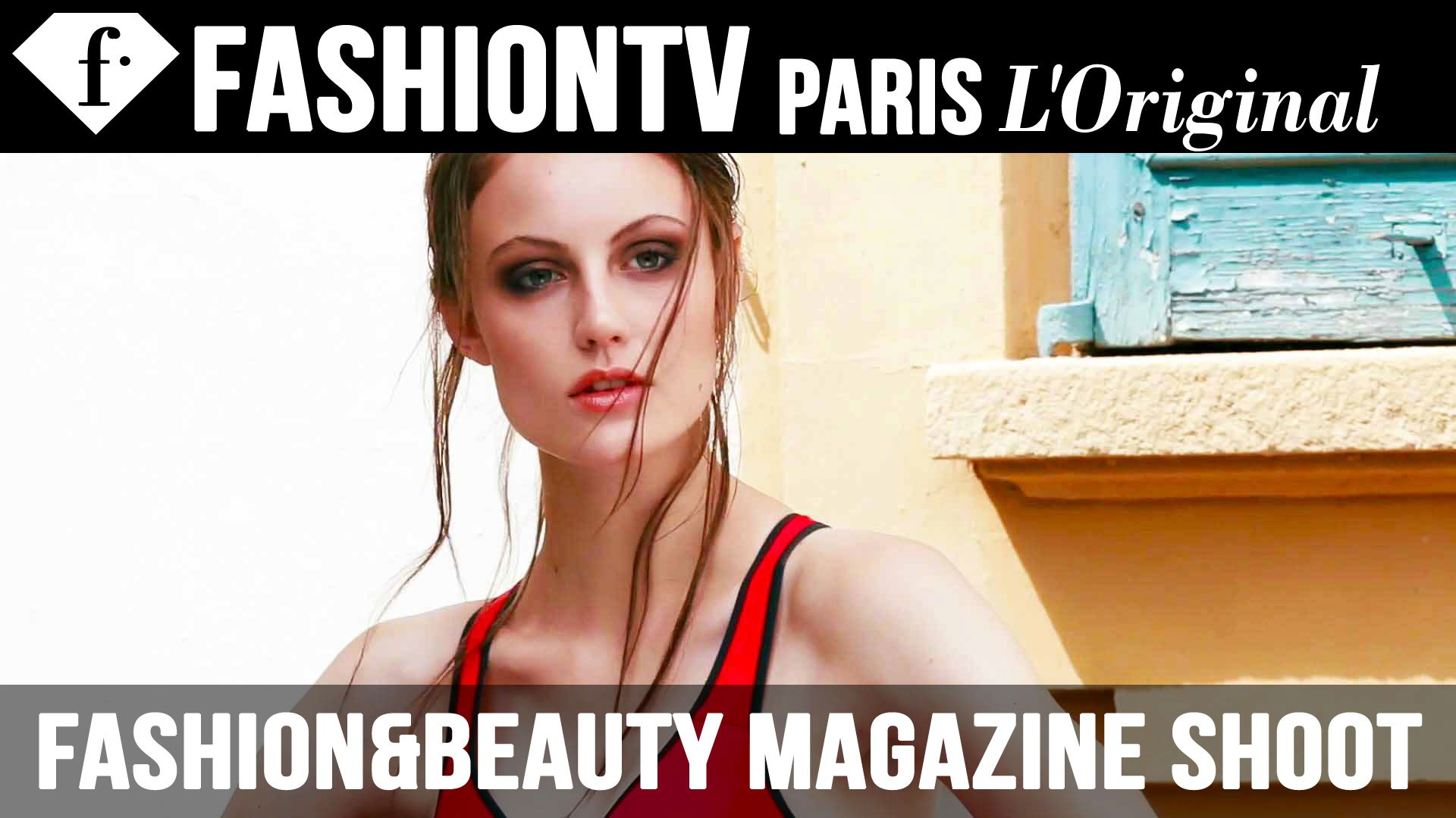 Fashion&Beauty magazine Photoshoot | FashionTV