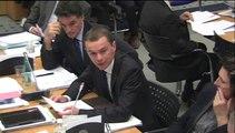 Examen en commission des lois de la proposition de loi relative aux communes nouvelles le 22 octobre 2014 - intervention d'Olivier Dussopt