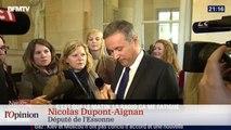 Le Top Flop : Le message de François Hollande à Manuel Valls - Nicolas Dupont-Aignan totalement déconnecté