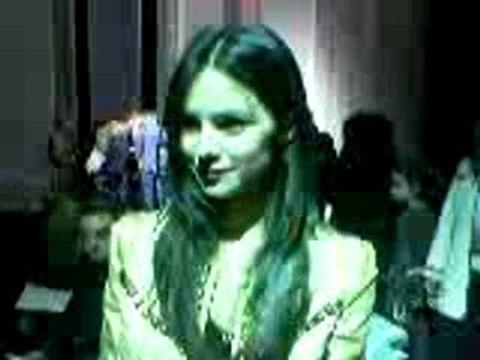 Katye  Louise Saunders da Just Cavalli
