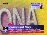 """SIMONA HALEP VICTORIE.  """"Simona Halep a șters pe jos cu Serena Williams"""". Comentariile lui C.T. Popescu"""