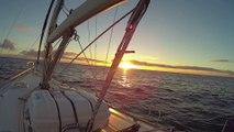 www.ockory.com : Coucher de soleil, lever de lune
