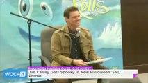 Jim Carrey Gets Spooky In New Halloween 'SNL' Promo