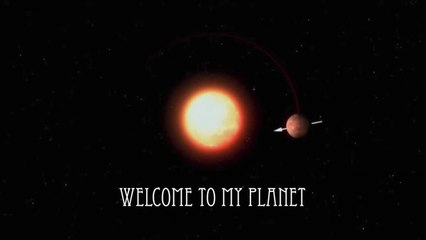 Kevi Anavi - Welcome To My Planet (Original Mix) - Official Video