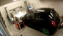Opel Corsa 1.6 Turbo OPC 228 Pk - 325 Nm ( DP Engineering Testbank )