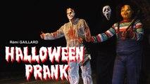 Halloween Prank (Remi Gaillard)