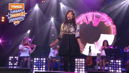 Indila - Dernière Danse (Live aux TRACE Urban Music Awards 2014) #TRACEAWARDS