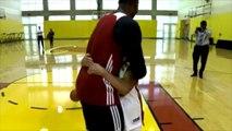Basket - Insolite : À 90 ans, elle défie l'une des stars de la NBA !